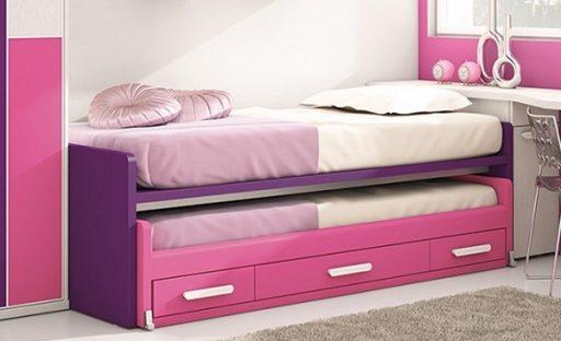 comprar camas nido para niños